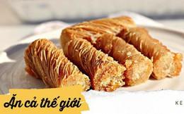 Được ví như người phụ nữ Ả Rập, chiếc bánh này liệu có thật sự xinh đẹp và tinh tế như lời đồn không?