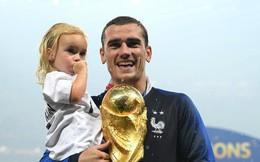 Vô địch World Cup 2018, đội tuyển Pháp được cả thế giới chúc mừng