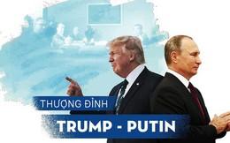 """Nixon đến Trung Quốc và Trump """"đến với nước Nga"""": Lịch sử có bao giờ lặp lại?"""