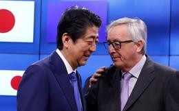 Châu Âu và Nhật Bản ký thỏa thuận tự do thương mại, xóa gần hết mọi thuế quan