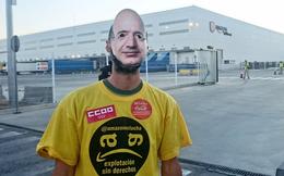 Công nhân Amazon xuống đường biểu tình ngay trước thềm Prime Day
