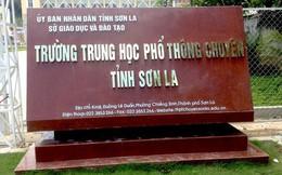 Lập tổ công tác xác minh kết quả thi tại Lạng Sơn và Sơn La