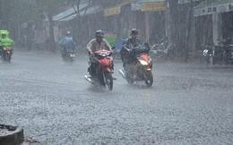 Bão số 3 suy yếu thành áp thấp nhiệt đới, Bắc Trung Bộ mưa lớn