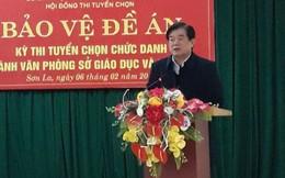 """Giám đốc Sở GD&ĐT Sơn La: Đã rà soát lại điểm thi """"nhưng chưa phát hiện vấn đề gì"""""""