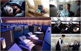 """7 hãng hàng không nổi tiếng trên thế giới phục vụ bạn như """"ông hoàng, bà chúa"""" với những tiện nghi mới và đẳng cấp nhất"""