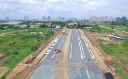Hà Nội đổi 33,4 ha đất Cầu Giấy, Từ Liêm để làm đường 4 km