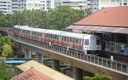 Tàu điện Singapore lỗ 86 triệu USD trong năm tài khóa 2018