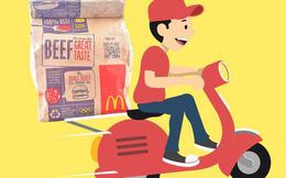 Phục vụ khách tận cửa, McDonald's đang đi một con đường hoàn toàn mới và bước đầu hái quả ngọt