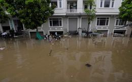 """Hà Nội: Những điểm đen """"hễ mưa là ngập"""" người mua nhà nên lưu ý"""
