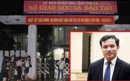 Sáng nay công bố chính thức sai phạm trong việc sửa điểm thi ở Sơn La