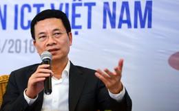 Ông Nguyễn Mạnh Hùng được phân công giữ chức Bí thư Ban cán sự Đảng Bộ Thông tin và Truyền thông