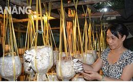 Thoát nghèo nhờ trồng nấm