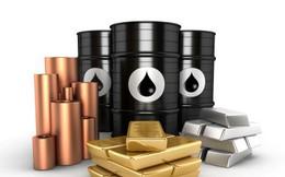 Thị trường hàng hóa ngày 24/7: Dầu, vàng, cao su cùng giảm giá