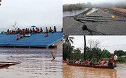 Hé lộ nguyên nhân ban đầu dẫn tới vỡ đập thủy điện ở Lào