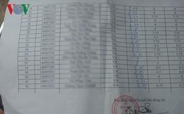 42 bài thi bất thường môn văn ở Sơn La thay đổi điểm sau chấm thẩm định