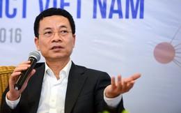 Những chuyện ít biết về ông Nguyễn Mạnh Hùng ở Viettel