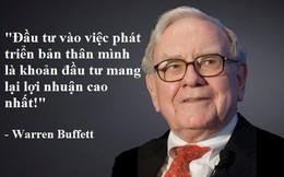 """87 tuổi rồi mà Buffett vẫn không ngừng """"đổ tiền"""" vào khoản đầu tư thiết thực, sinh lời lớn nhưng chẳng mấy ai nghĩ tới này"""