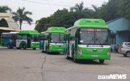Ảnh: Cận cảnh tuyến xe buýt triệu USD trước giờ lăn bánh phục vụ dân Thủ đô