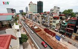 Chủ tịch Hà Nội phê bình Chủ đầu tư dự án cầu vượt nút giao An Dương
