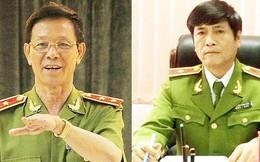 Đường dây đánh bạc nghìn tỷ:Công an thu giữ gì từ nhà 2 tướng công an?