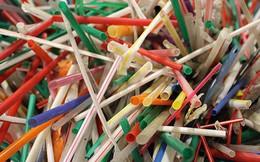 Rất nhiều thương hiệu ăn uống nổi tiếng đang không còn sử dụng ống hút nhựa nữa và đây là lý do tại sao