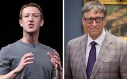 """Mark Zuckerberg: """"Bill Gates là người truyền cảm hứng cho tôi"""""""