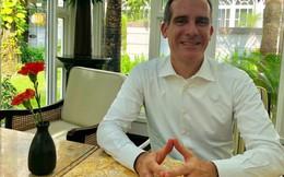Thị trưởng Los Angeles: Có thể hy vọng về đường bay thẳng Việt - Mỹ vào cuối năm 2019
