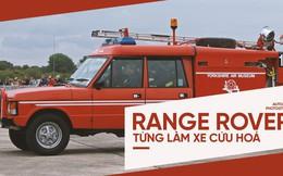 [Photo Story] Range Rover - thương hiệu xe hậu cần của đoàn siêu xe Trung Nguyên có gì đặc biệt