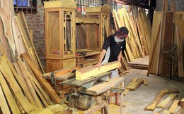 Xuất khẩu gỗ và sản phẩm gỗ mang về hơn 4 tỷ USD nửa đầu năm 2018