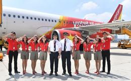 """Ngành vận tải hàng không vẫn """"siêu tăng trưởng"""", Doanh thu vận tải của VietJet tăng mạnh 53% so với cùng kỳ"""