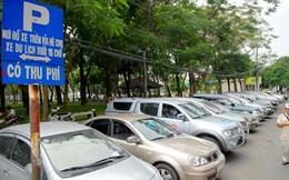 TPHCM bắt đầu thu phí đậu xe theo giờ từ ngày 1/8