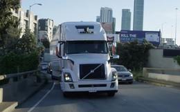 Uber khai tử chương trình xe tải tự lái