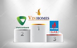 Lãi gần 10.000 tỷ, VinHomes vượt qua nhiều ngân hàng lớn trở thành quán quân lợi nhuận trên sàn chứng khoán