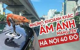 Sống chung với Hà Nội 40 độ là như thế nào?
