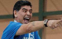 """Maradona: """"Tôi đã chứng kiến một vụ cướp trắng trợn trên sân bóng"""""""