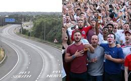 Câu chuyện World Cup ở nước Anh: Phố xá vắng tanh không ai qua lại, 5 triệu người xin nghỉ phép sau đêm ăn mừng chiến thắng