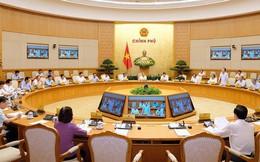 Chính phủ chuẩn bị họp với Quốc hội bàn một số nội dung quan trọng