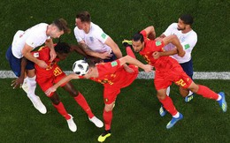 [World Cup 2018] Vẻ đẹp của môn thể thao vua được tái hiện đầy nghệ thuật qua 10+ bức ảnh chụp từ trên cao