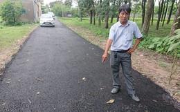 Người đàn ông bỏ 200 triệu đồng làm đường dân sinh: Công an huyện Củ Chi nói gì?