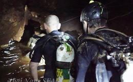 NÓNG: Một thợ lặn thiệt mạng trong quá trình giải cứu đội bóng Thái Lan