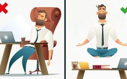 Mất tập trung, chán nản với công việc, đây là 5 cách đơn giản giúp bạn lấy lại tinh thần nhanh chóng