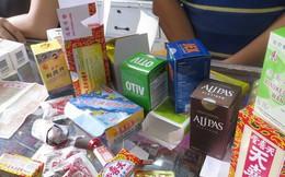 TP HCM: Ra quân dẹp loạn mỹ phẩm, thực phẩm chức năng dỏm