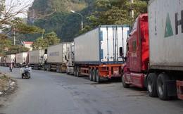 Lạng Sơn: Ùn ứ hàng xuất khẩu tại cửa khẩu quốc tế Hữu Nghị