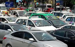 Taxi truyền thống lại 'tố' Grab thao túng thị trường