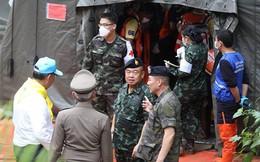 Những hình ảnh từ hiện trường ngày đầu cứu hộ đội bóng Thái Lan