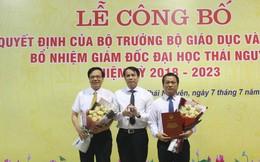 Công bố quyết định bổ nhiệm Giám đốc Đại học Thái Nguyên