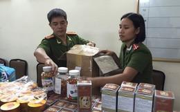 Gần 100% nguồn thực phẩm chức năng bị phát hiện là từ Trung Quốc