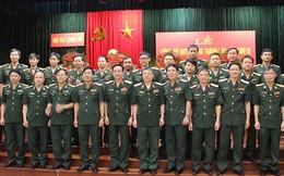 Công bố quyết định nhân sự Quân đội, Công an