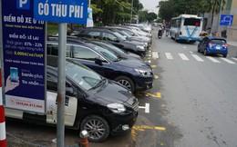 Ngày đầu tăng phí đỗ xe lòng đường TPHCM: Lộ nhiều bất cập