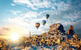 Du lịch tới Thổ Nhĩ Kỳ đang rẻ ở mức kỷ lục - cơ hội tốt cho những ai muốn khám phá đất nước nằm giữa 2 lục địa Á Âu